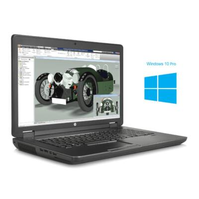 HP ZBook 17 G2 Mobile Workstation (A)